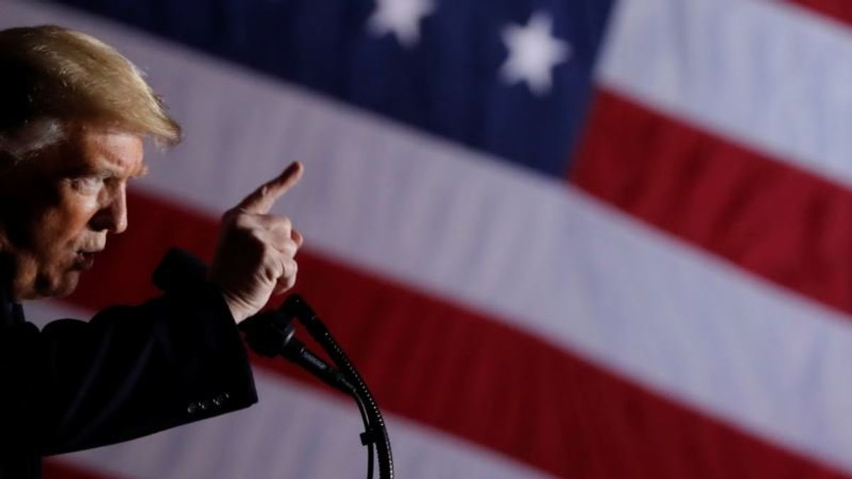 Trump Threatens Crackdown on Asylum-Seekers