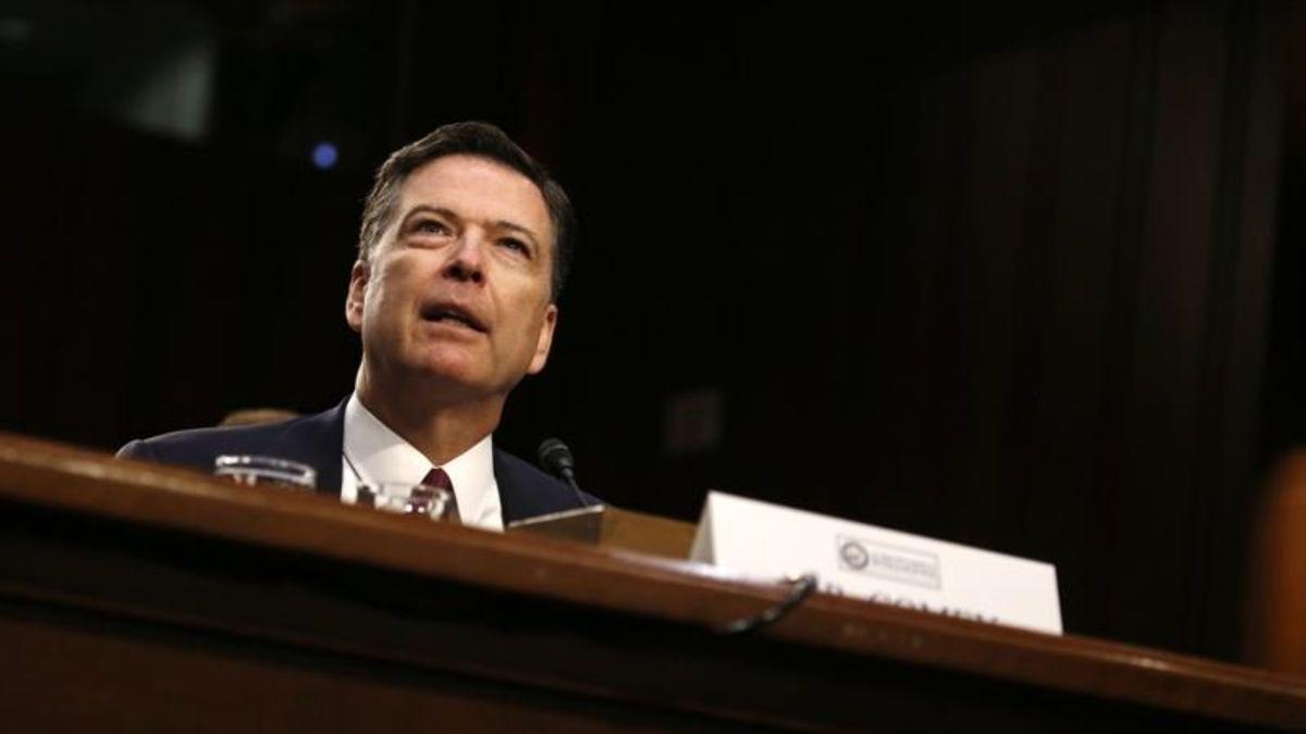 Ex-FBI Chief Comey Makes Deal Over House Subpoena
