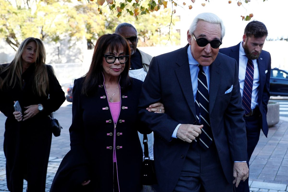Jury Selection Resumes in Trial of Longtime Trump Adviser Roger Stone