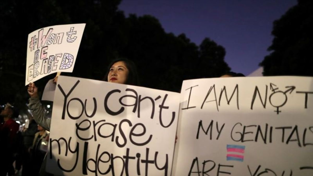 US Government Asks High Court to Hear Transgender Military Case