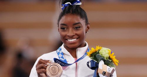 Simone Biles reveals that her aunt died days before gymnast resumed Olympics competition