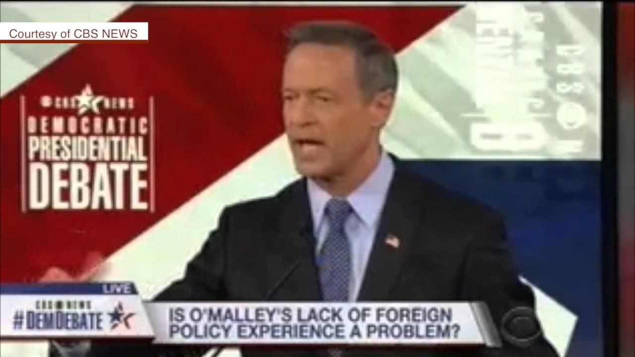 O'Malley: Please don't use phrase 'boots on the ground'
