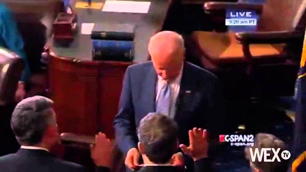 Newest U.S. senators sworn in