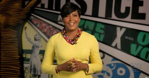 Atlanta Democratic Mayor Keisha Lance Bottoms announces she won't run for reelection