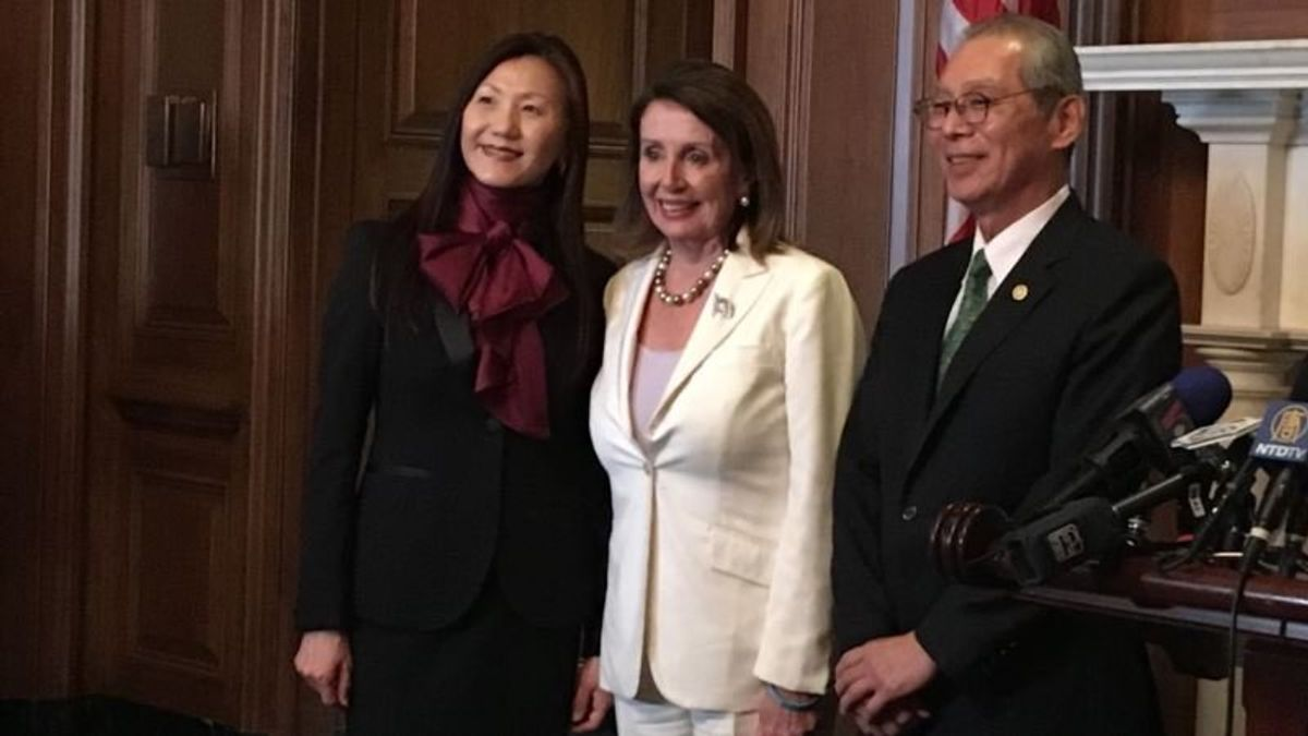 US Lawmakers Praise Taiwan as Alternative to China