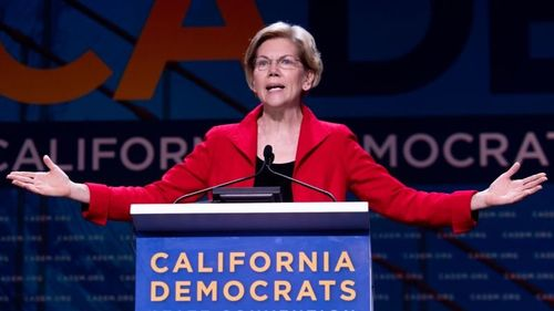 Warren to Activists: 'Time for Small Ideas Is Over'