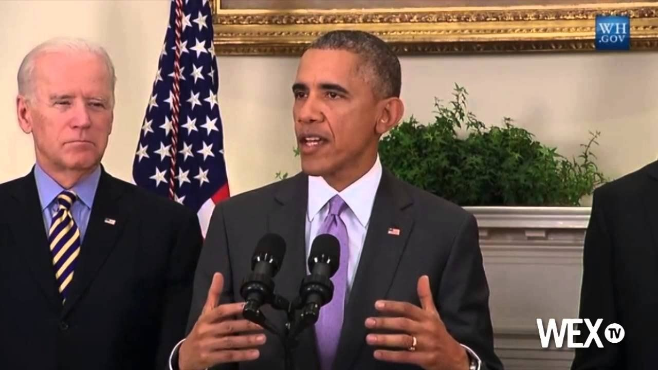 President Obama: 'Our mission will succeed'