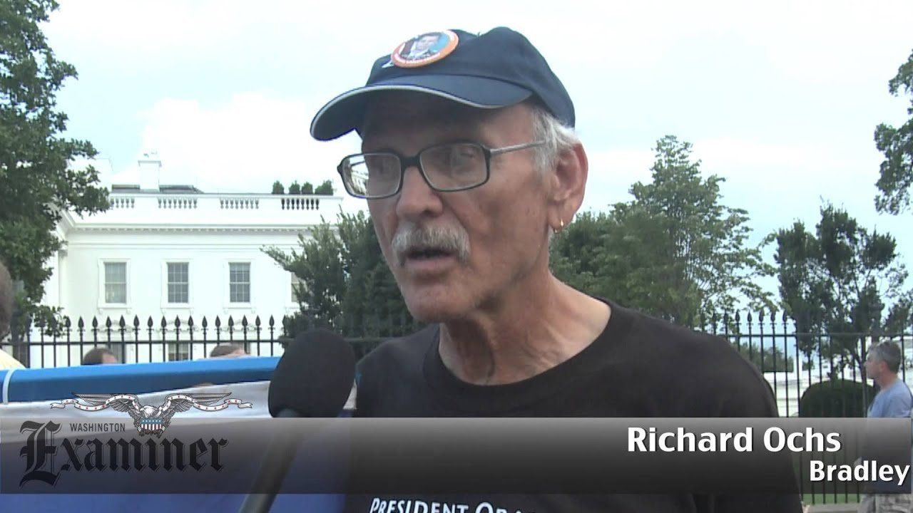 Supporters rally for Bradley Manning