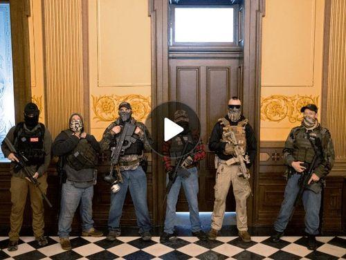Plot to Kidnap Michigan Governor Raises Alarm Over US Election Violence
