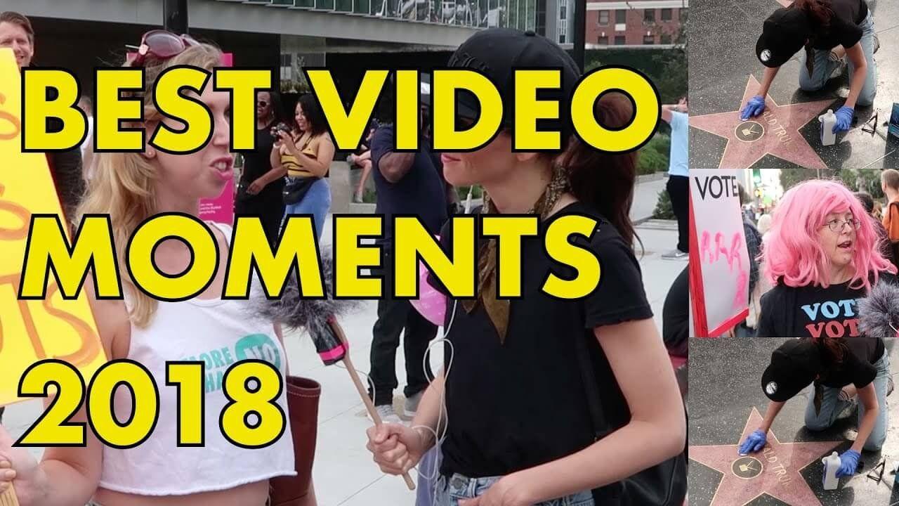 FOG CITY MIDGE: My Favourite Video Moments 2018