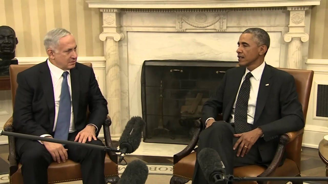 US-Israel relationship showing signs of strain