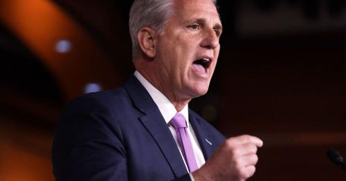 House GOP Leader McCarthy introducing resolution to censure Waters