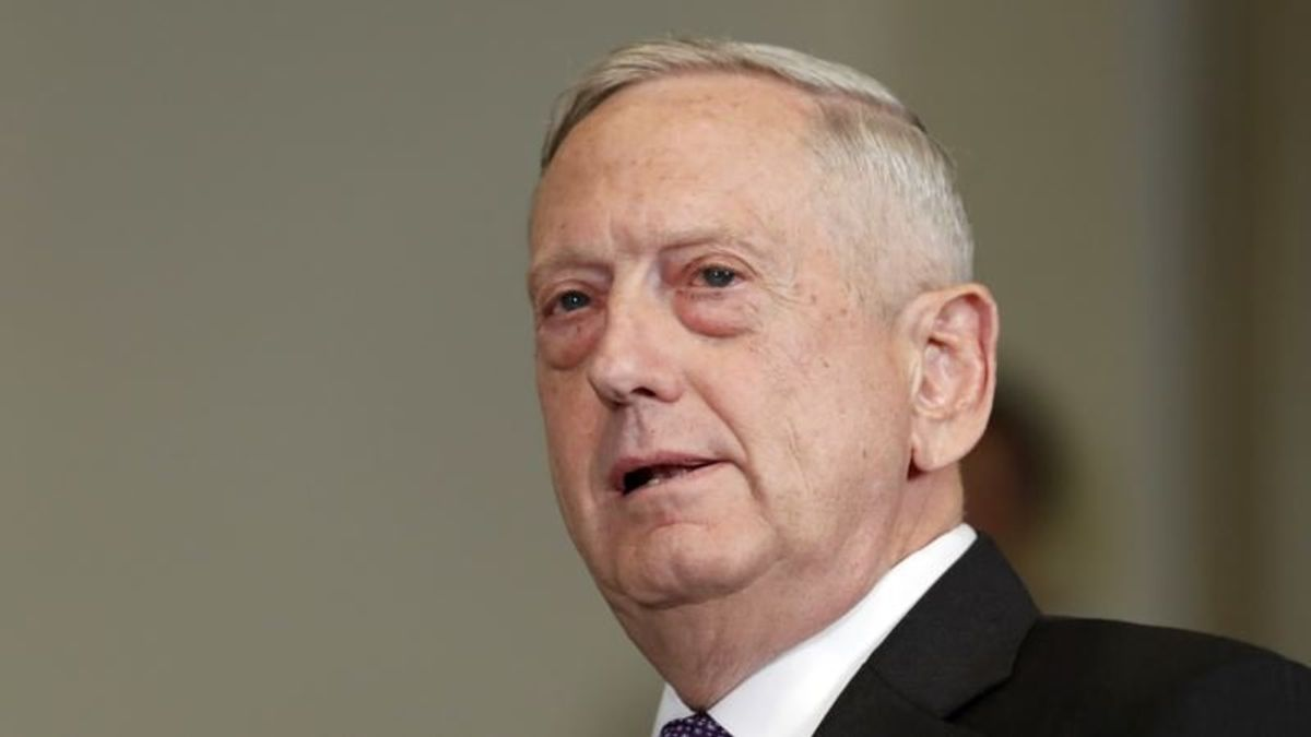 Trump Tweets: Defense Secretary Mattis to Retire in February