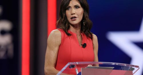 GOP Governor Kristi Noem faces criticism for tweet about those wishing to avoid a vaccine mandate