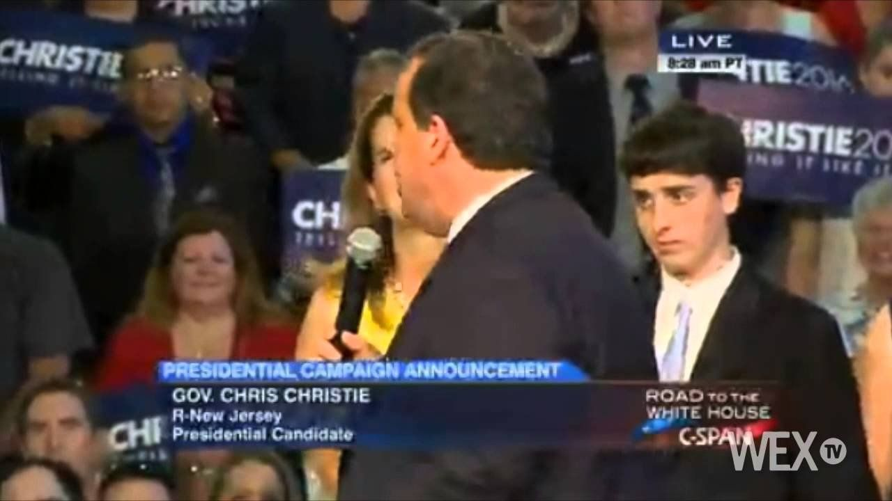 Christie: Both parties have failed us