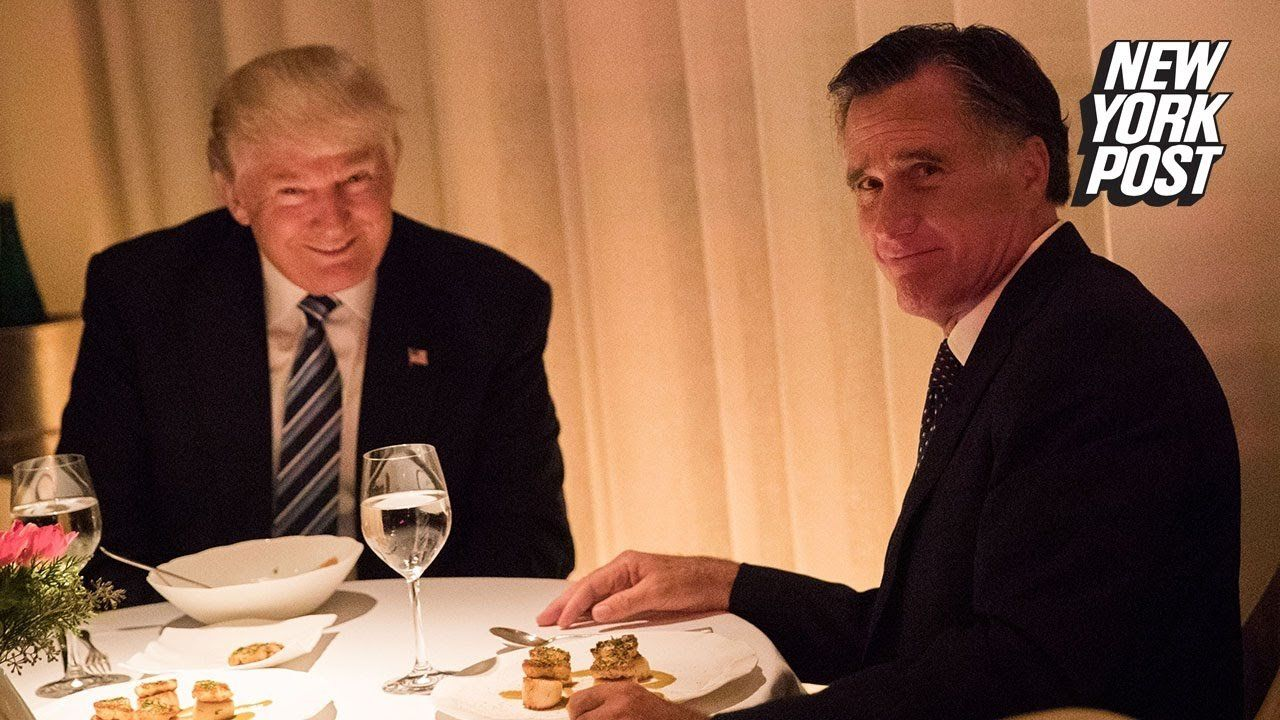Trump and Romney are not cheap dates