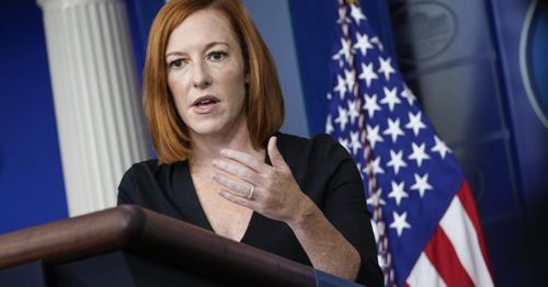 Watchdog group files ethics complaint against White House press secretary Jen Psaki