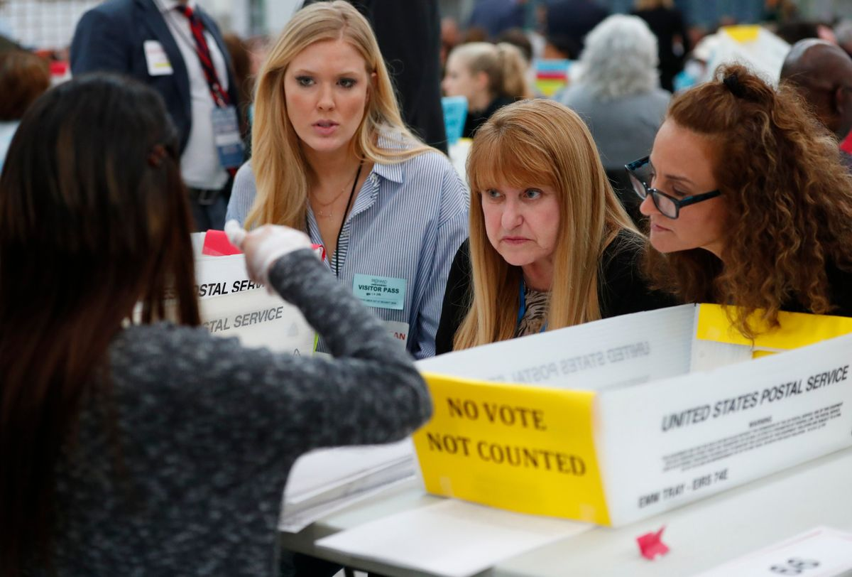 Official Tells Florida Democrats to Expect Recount in 2020