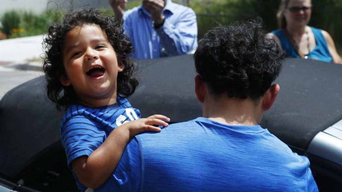 Sex Abuse Claims Increase Urgency to Reunite Immigrant Families
