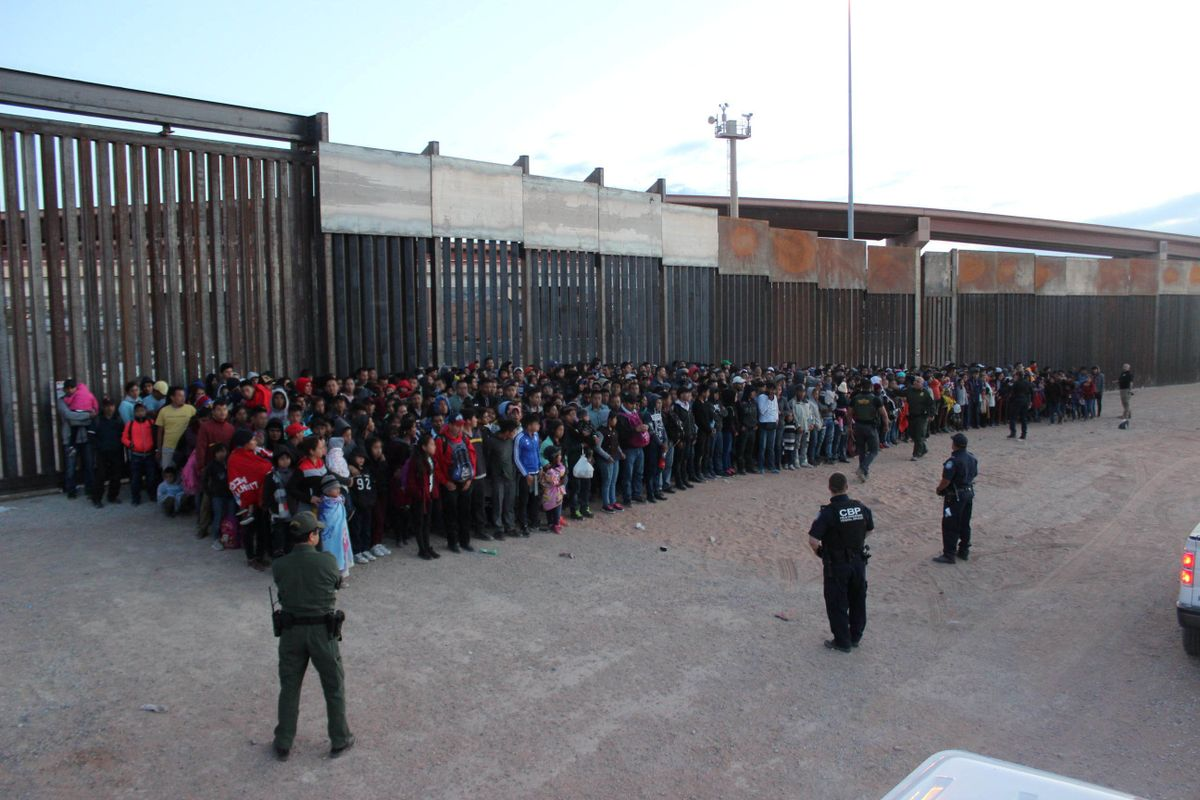 US Senate Approves Funds to Address Border Crisis