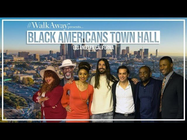 #WalkAway Black Americans Town Hall – Los Angeles
