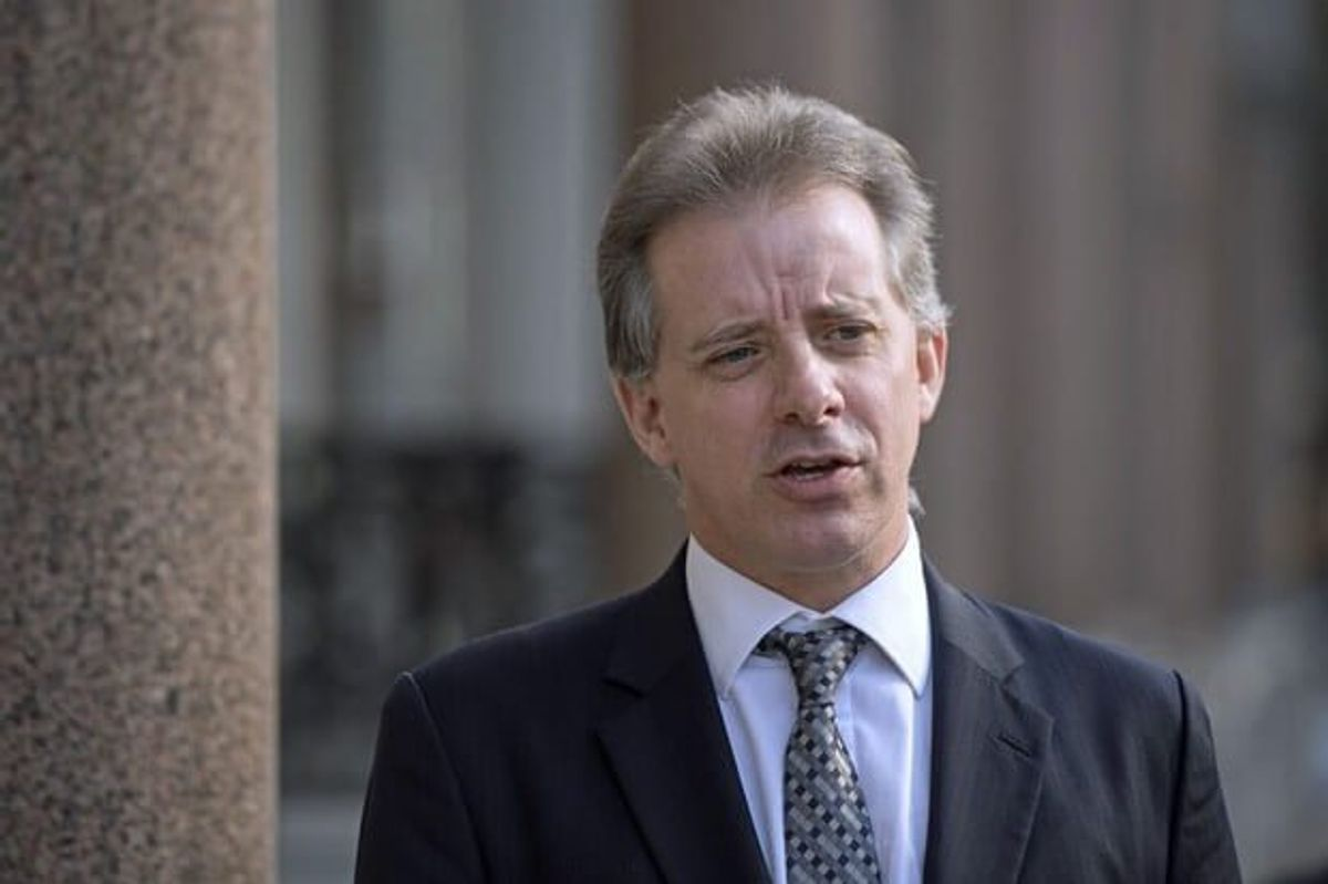 Declassified FBI spreadsheet exposes folly of Steele dossier's uncorroborated claims