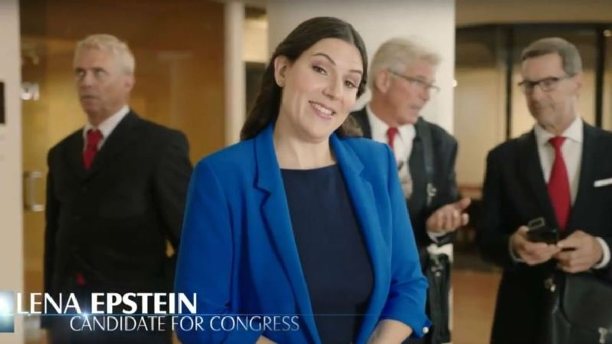 Women Candidates Embrace a New Style