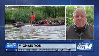Michael Yon Talks About The Border Crisis with John Fredericks