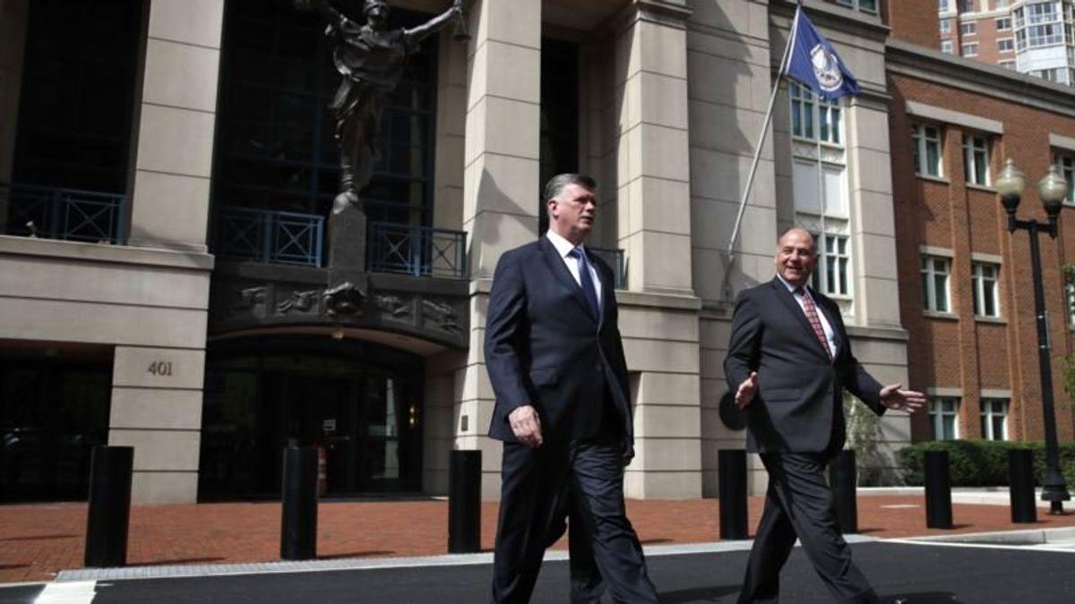Trump: Trial of Former Aide Manafort 'Very Sad'