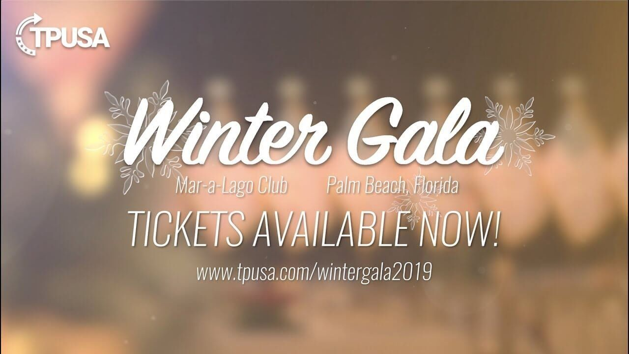 Join Turning Point USA For The 2nd Annual Winter Gala!