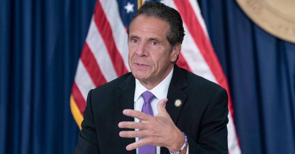 Second Cuomo aide accuses governor of sexual harassment