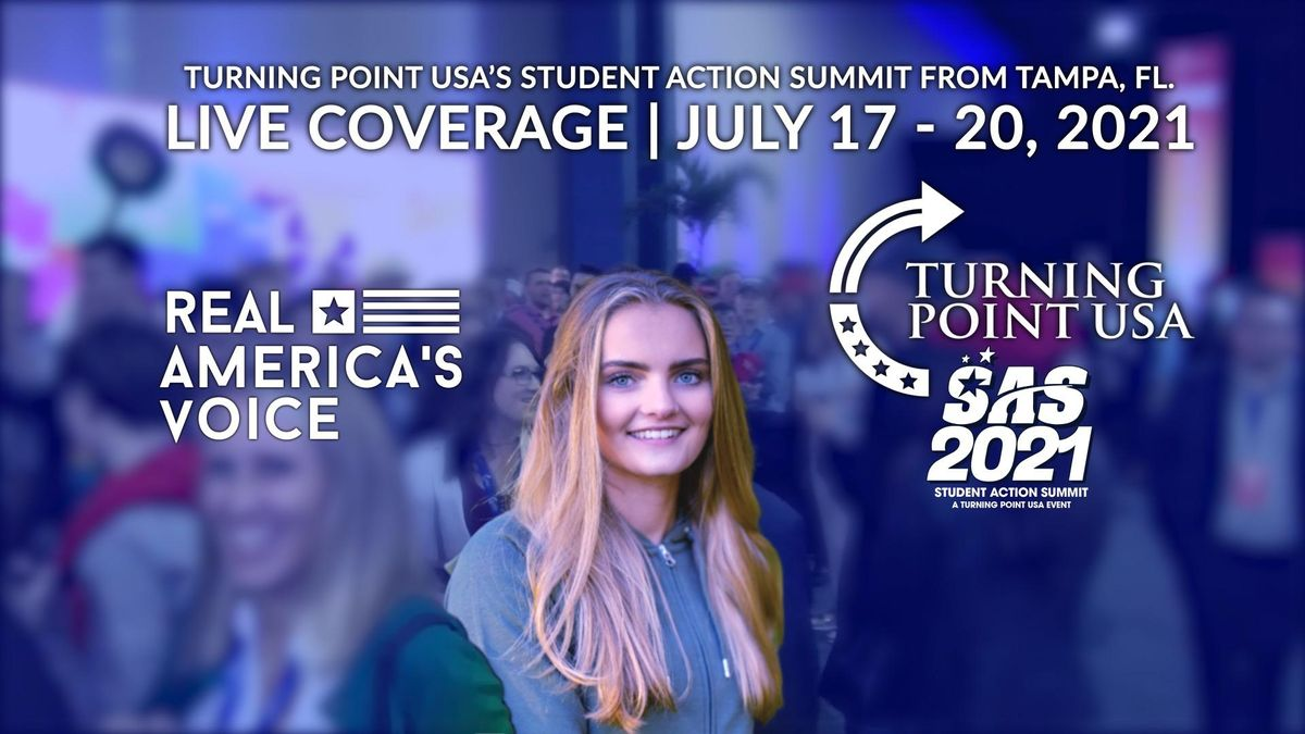 Turning Point USA Student Action Summit LIVE Coverage July 17-20, 2021