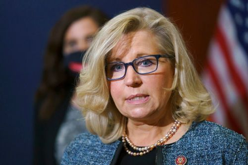 US Lawmaker Liz Cheney Drawing Criticism for Attacks on Trump