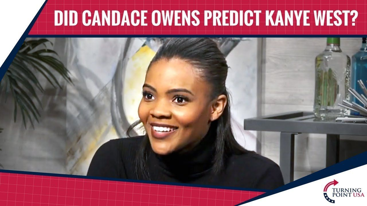 Did Candace Owens Predict Kanye West?