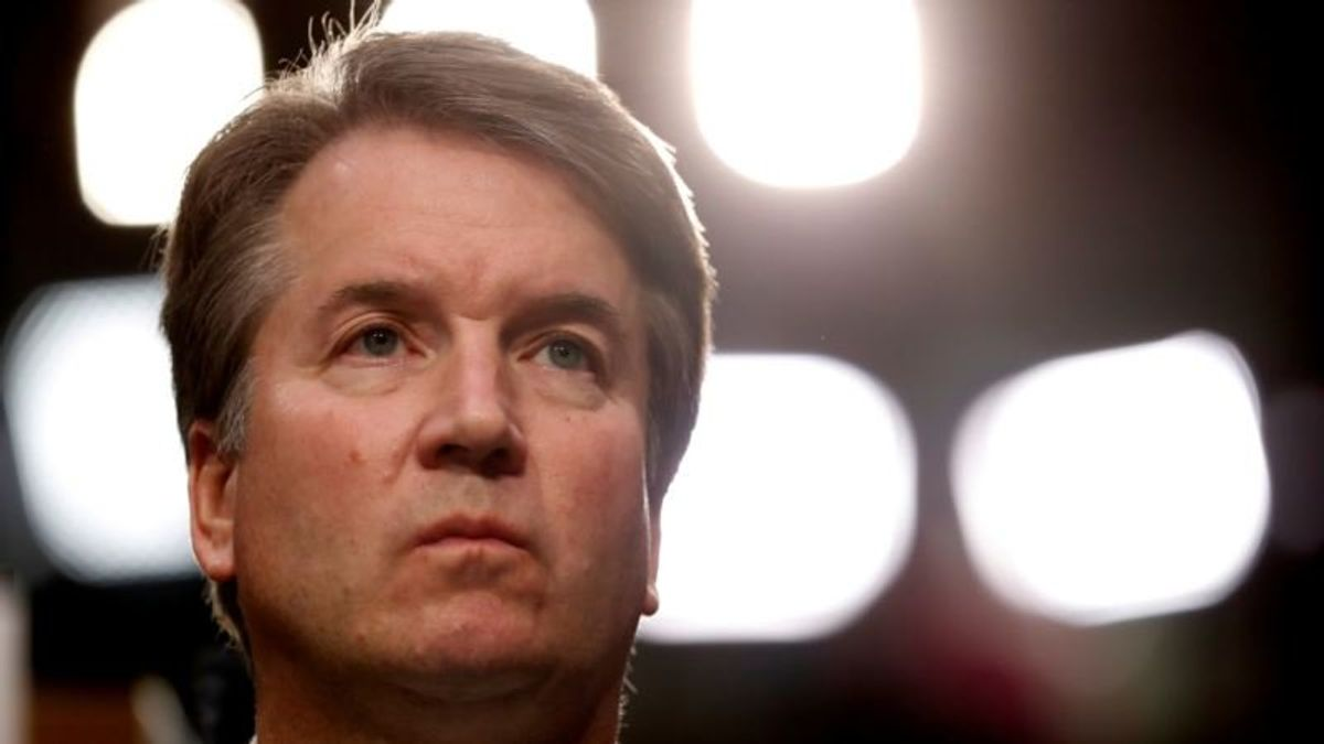 Senate Panel Sets Deadline for Kavanaugh's Accuser to Respond
