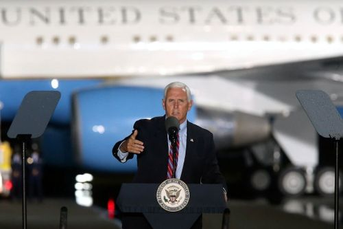 Top Aide to US Vice President Pence Tests Positive for Coronavirus