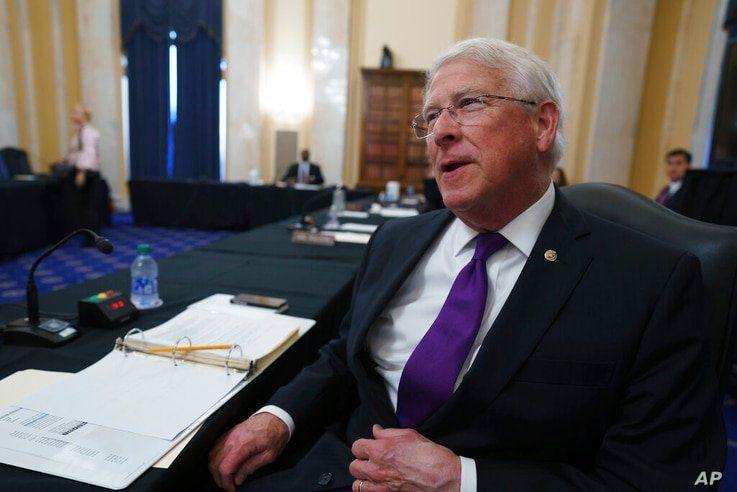 Sen. Roger Wicker, R-Miss., one of the GOP senators working on a counteroffer to President Joe Biden's infrastructure plan,…