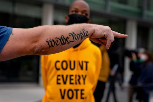 Fears Rise for Safety of Election Workers in Battleground States