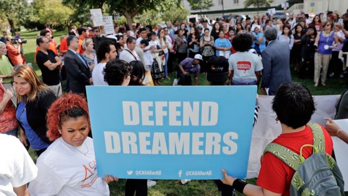 US House Votes to Protect 'Dreamer' Immigrants