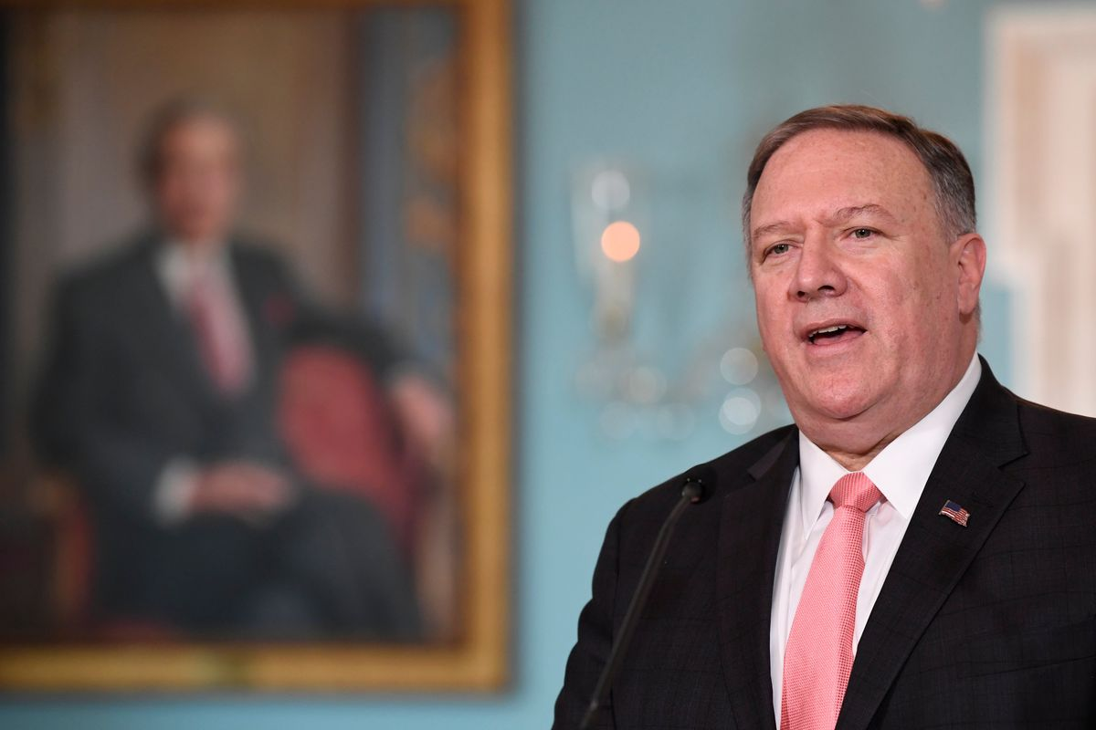 Pompeo: Trump Correctly Called Off Taliban Talks Because of Its Terrorist Attacks