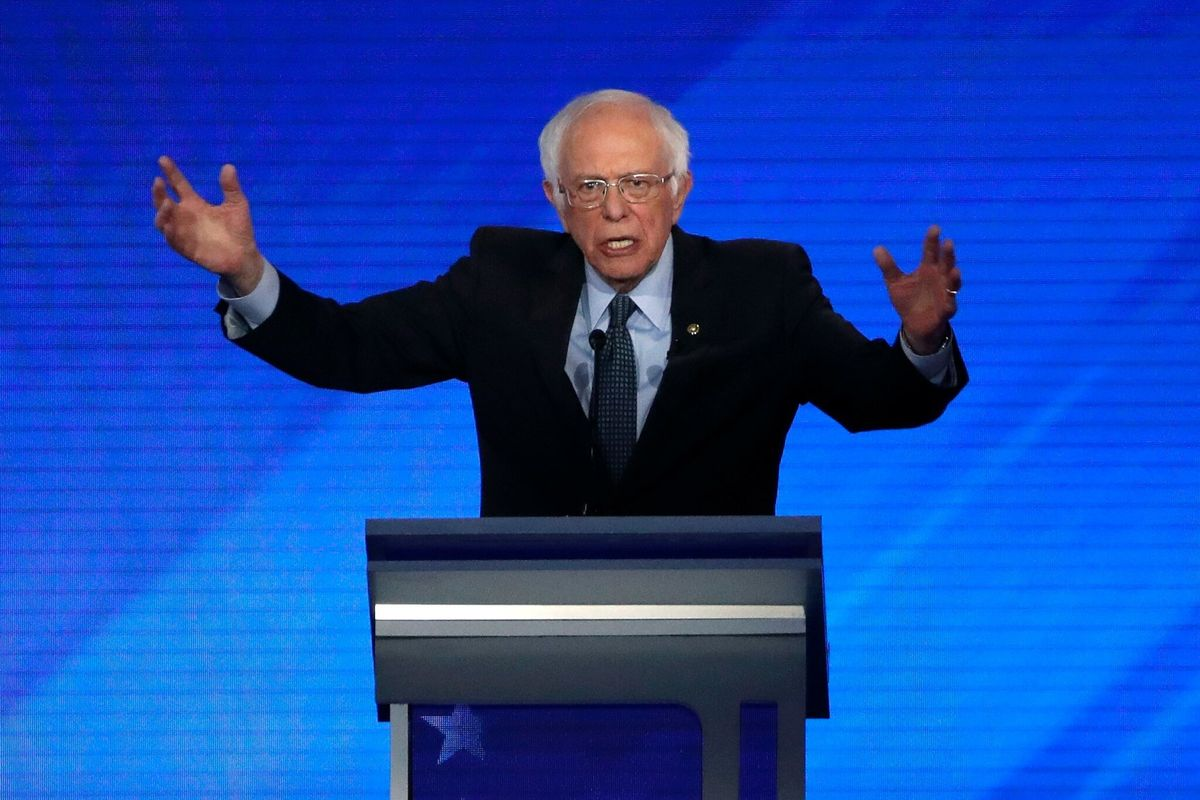 Sanders Formally Requests Partial Recount of Iowa Democratic Results