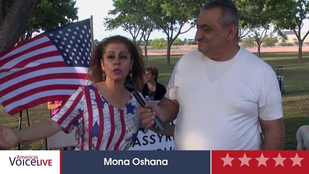 Patriots Over Socialism Rally in Arizona
