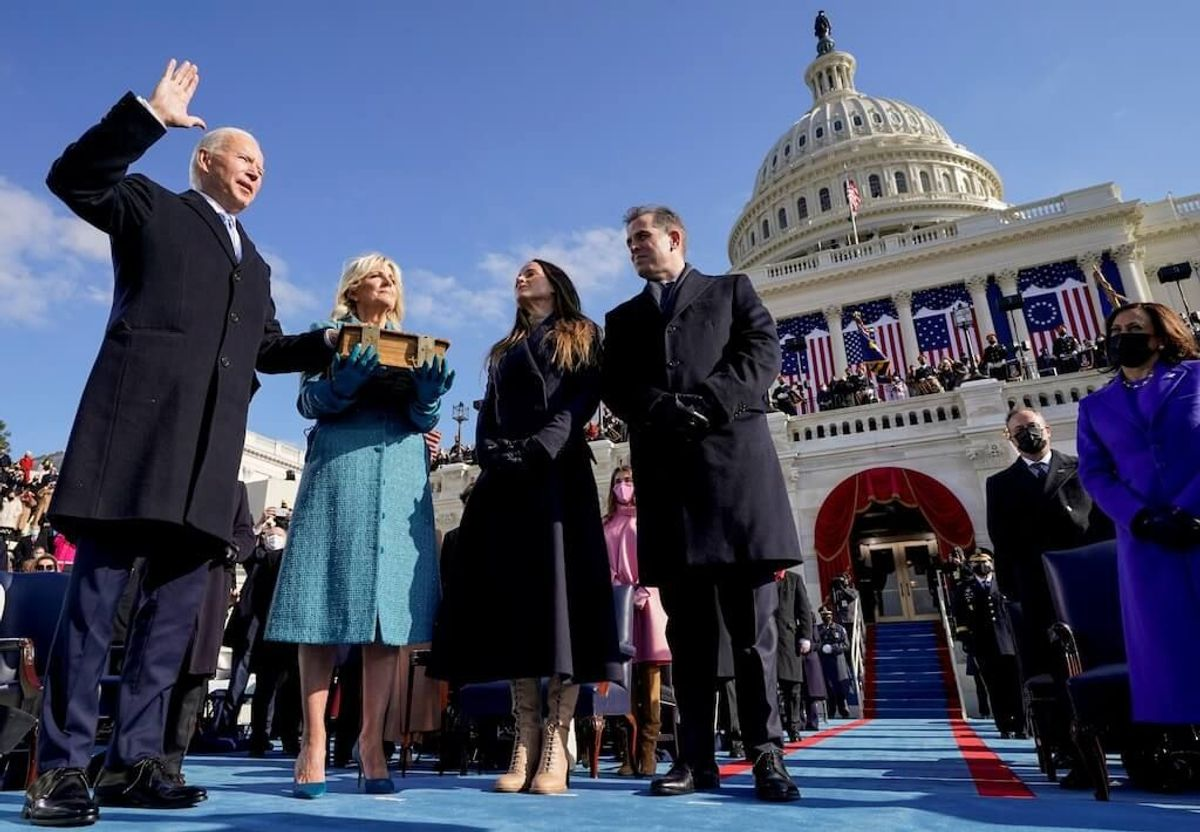 DC Diplomatic Corps Among Few Invited to Witness Biden Inauguration
