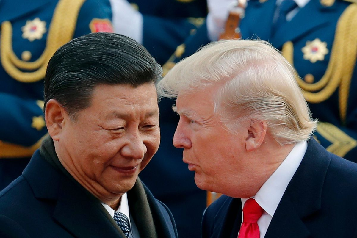 Trump Acknowledges China Policies May Mean US Economic Pain