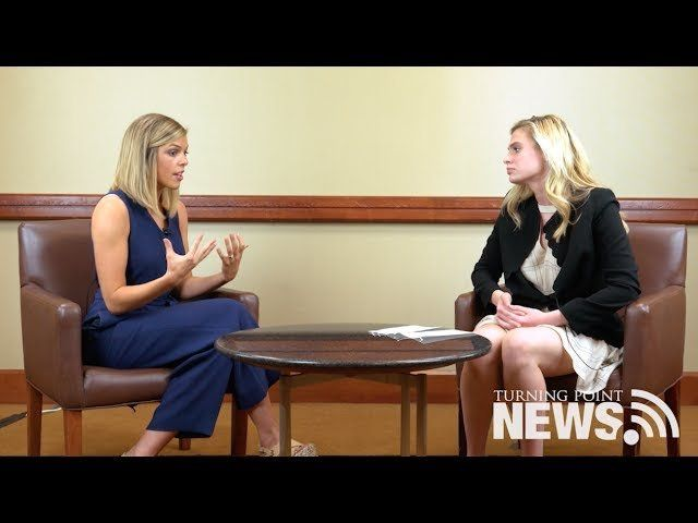 Allie Stuckey's Exclusive Interview with Turning Point News