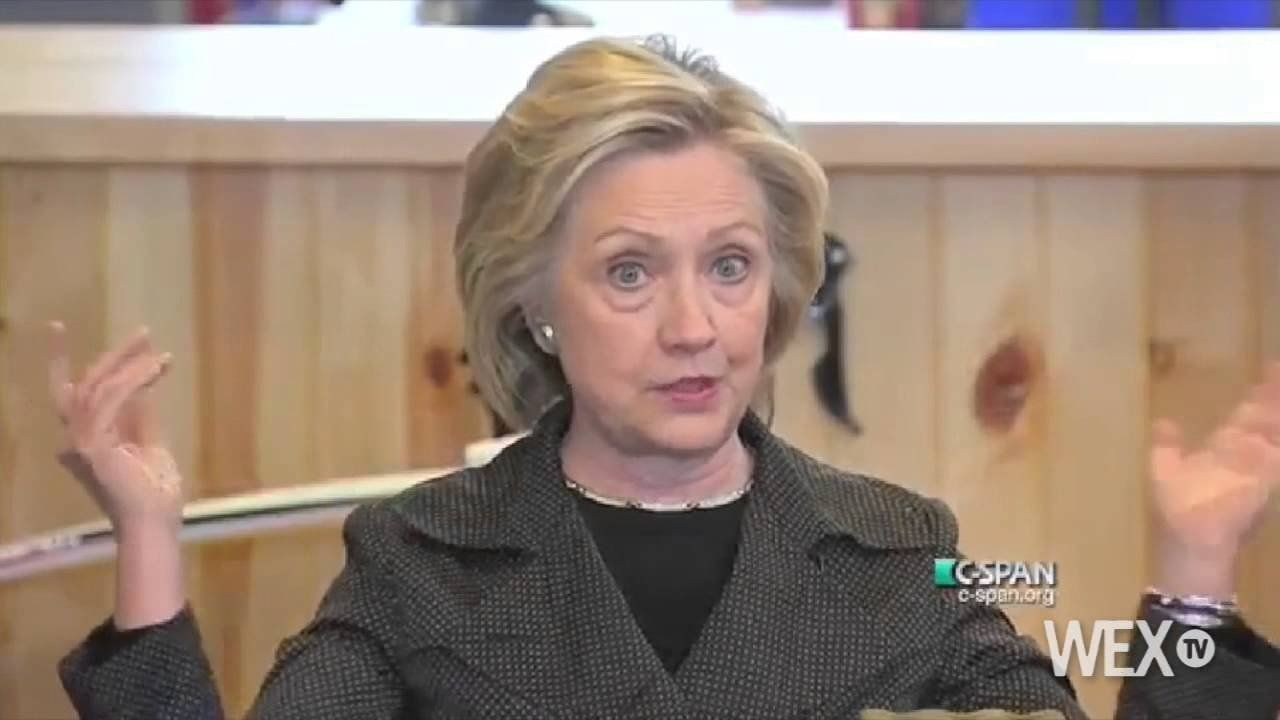 Hillary Clinton 'might' take your questions