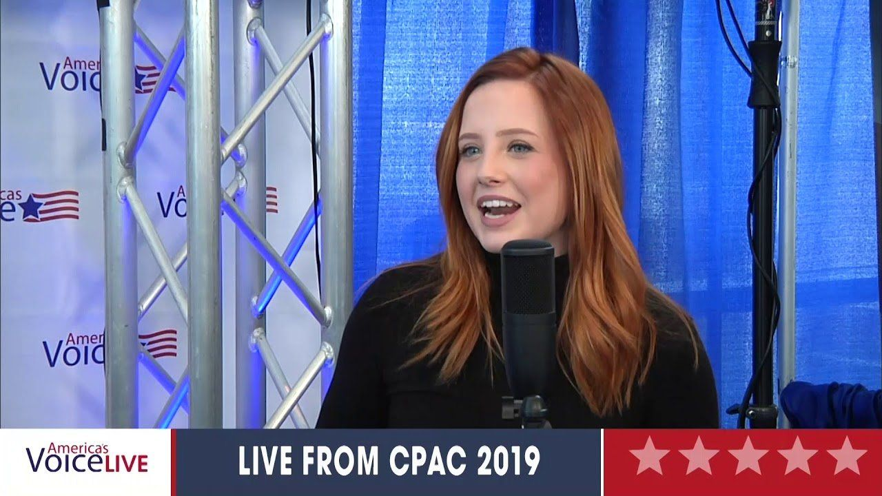 Emma Michelle Interview with Amanda Head CPAC 2019