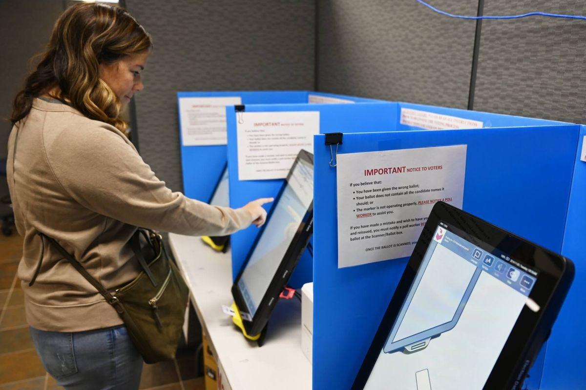 Georgia to Postpone Primaries Over Virus; 2nd State to Do So