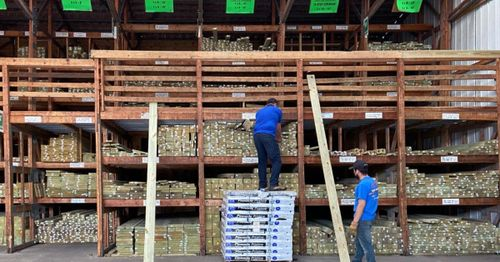 Lumber futures drop after sustained rise, signalling potential price drop for consumers