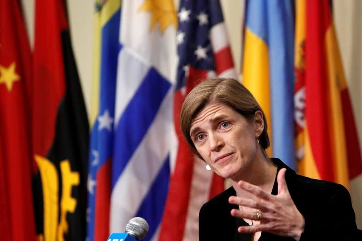 Samantha Power, Biden's Pick for USAID a 'Respected Voice' on Humanitarian Issues